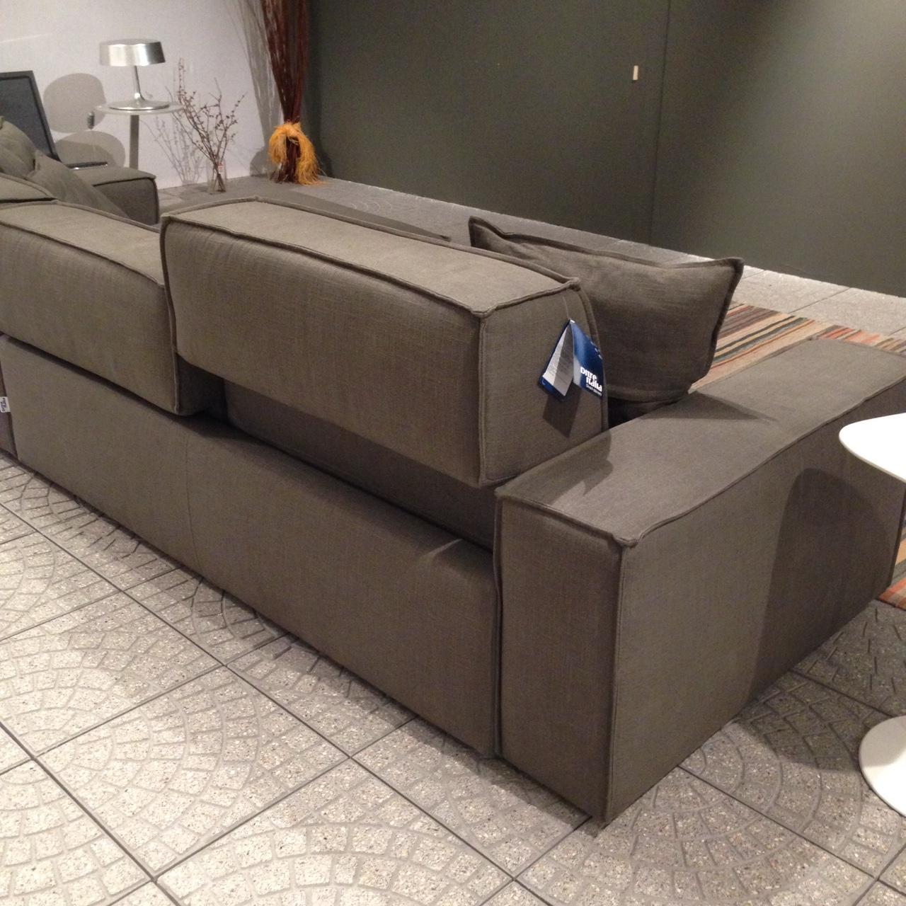 Divano ditre italia bubl scontato del 40 divani a - Misure divano al ...