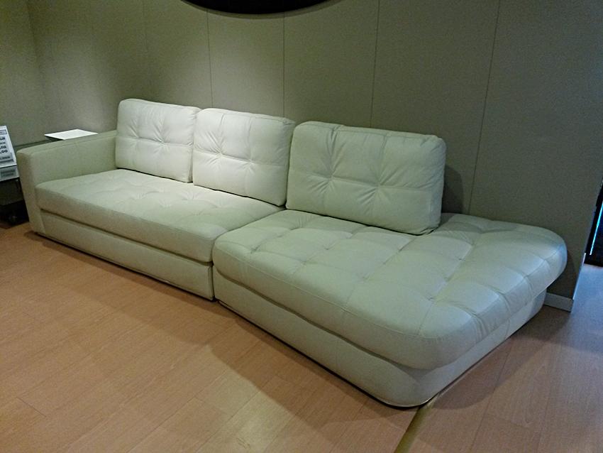 Divano ditre italia modello lobby pelle divani a prezzi for Divano pelle usato roma