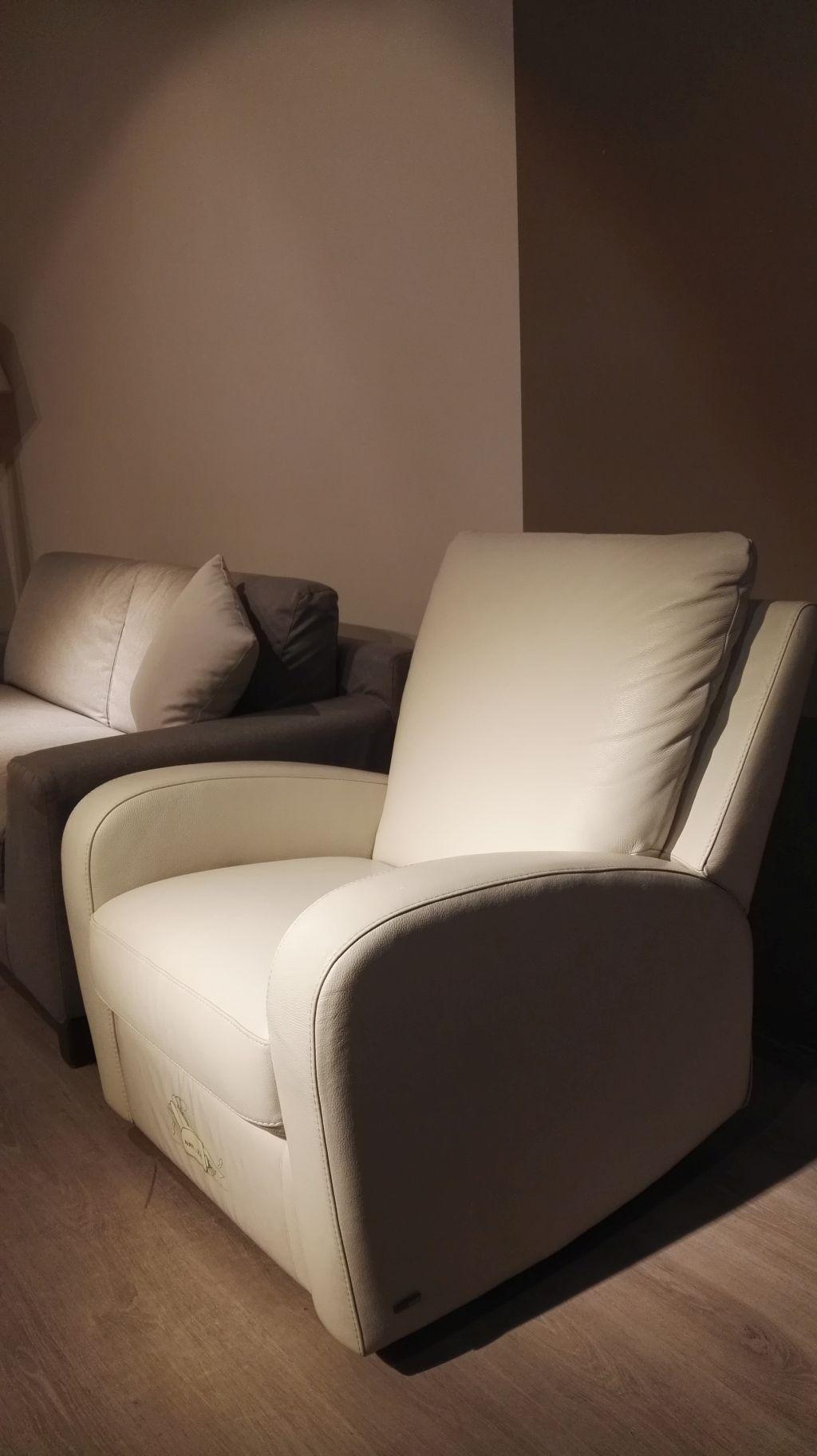 divano divani divani by natuzzi spencer pelle scontata