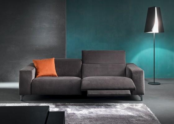 Divano divanidea divano soho elettrico 3 posti scontato - Divano letto elettrico ...