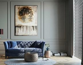 Divano Divano amiato - 225 x 89 x 830cm  Artigianale in Offerta Outlet