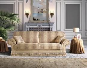 Divano Divano ducale  luxury legno massello di rovere Md work a prezzi outlet