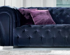 Divano Divano fisso marte 49 luxury made in italy Md work in Offerta Outlet