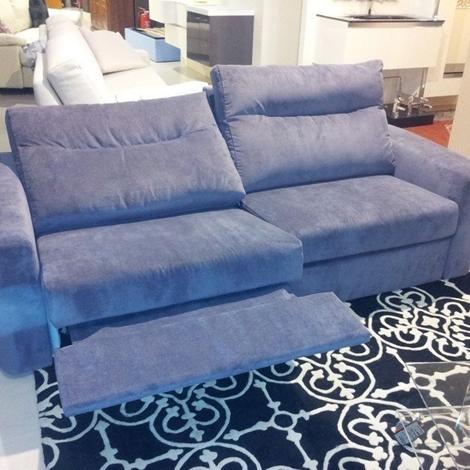 Divano doimo 3 posti scontato 8525 divani a prezzi scontati - Lunghezza divano 3 posti ...