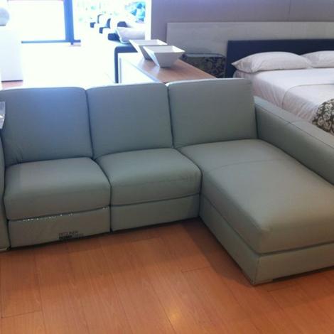 Divano doimo dylan in pelle divani a prezzi scontati - Divano doimo prezzo ...
