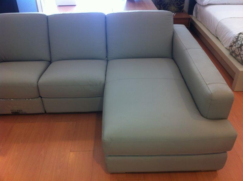 Divano doimo dylan in pelle divani a prezzi scontati - Doimo sofas prezzi ...