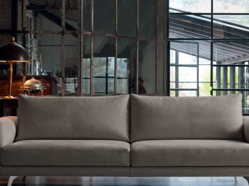Divano doimo modello philip 77 scontato del 50 divani a for Divani quale marca scegliere
