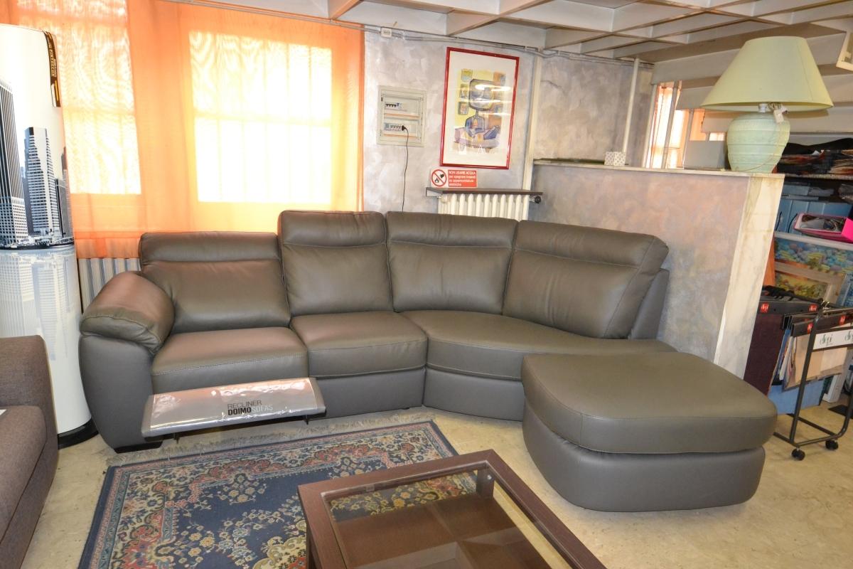 Divano doimo salotti charles divani a prezzi scontati - Rivestimento divano costo ...