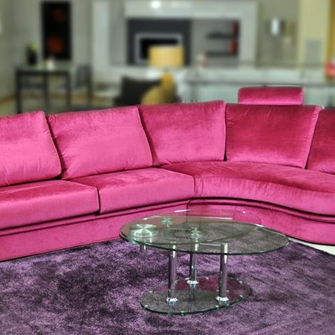 Divano doimo salotti edgar divano tessuto divani a for Prezzi per rivestire un divano
