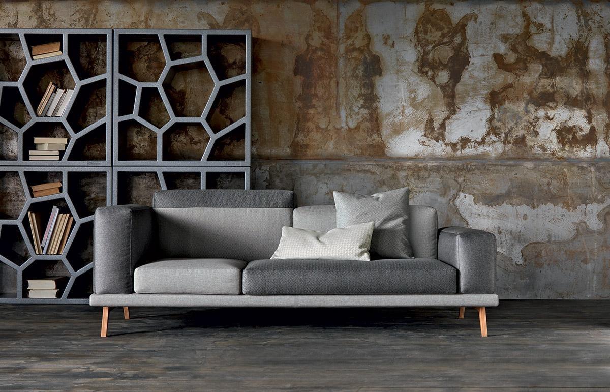 Divani Doimo Opinioni : Divano doimo salotti modello essential divani a prezzi