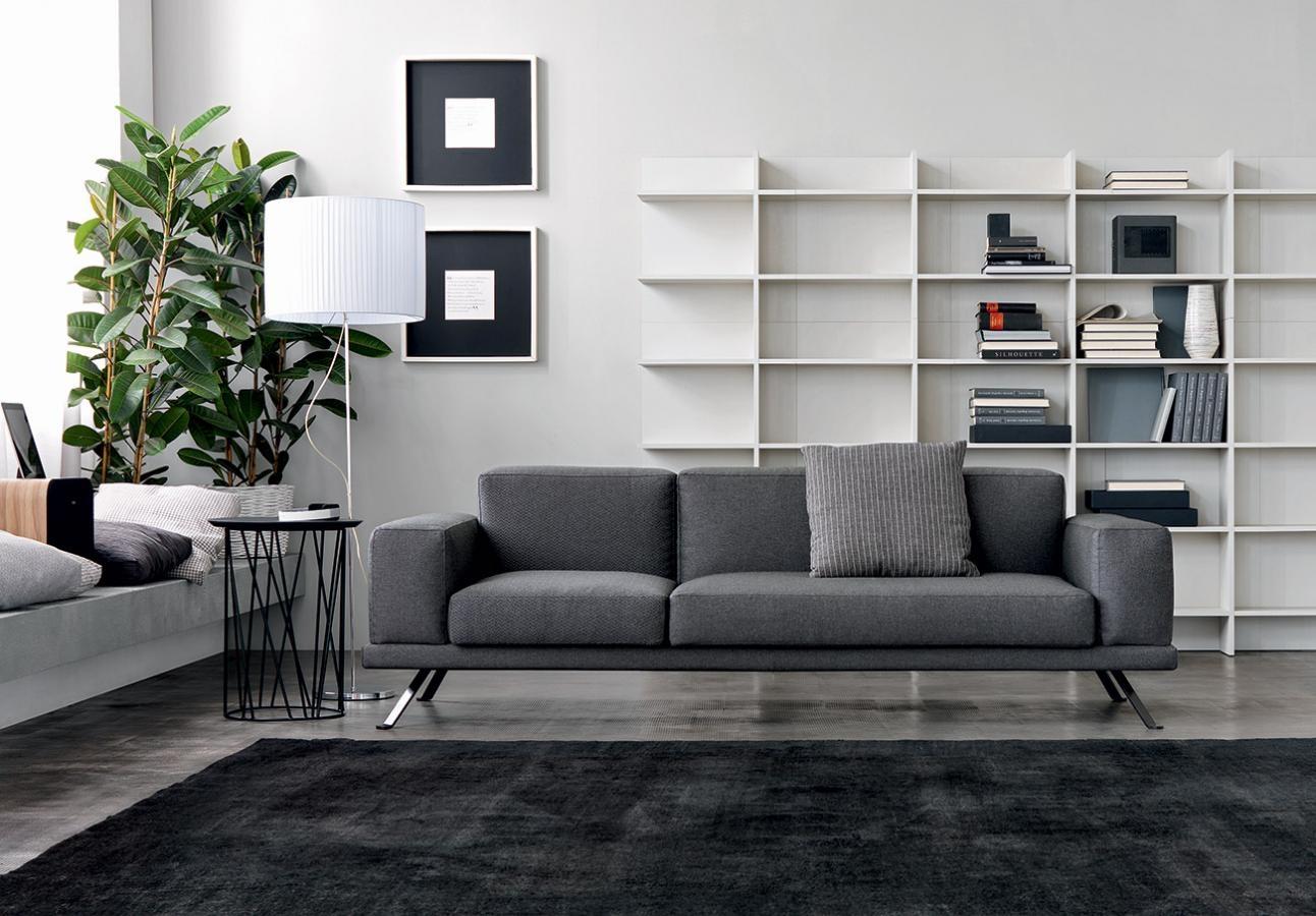 Divano doimo salotti modello essential divani a prezzi for Divani salotti