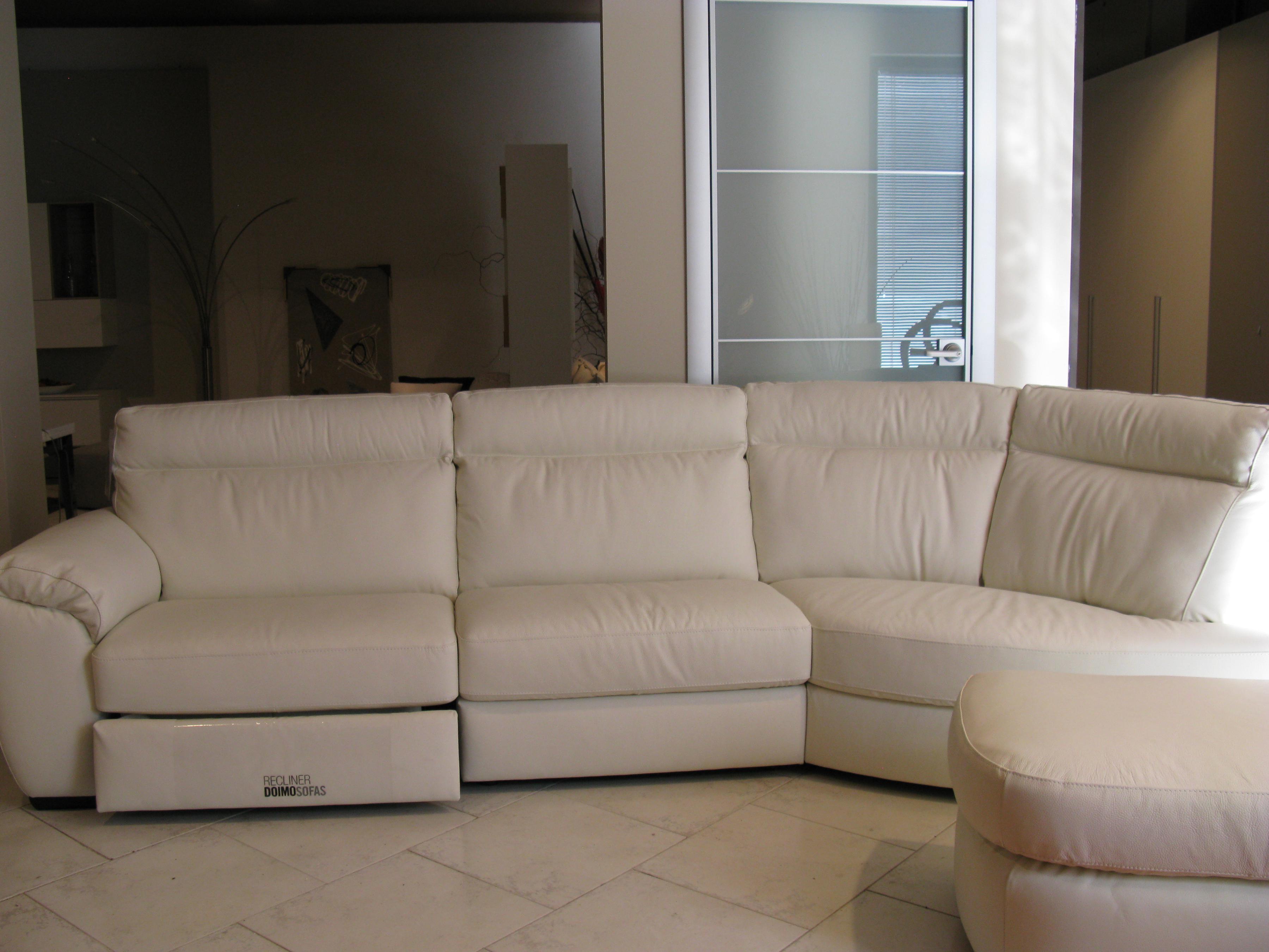 Divano doimo sofas charles divano pelle divani a prezzi scontati - Divano doimo prezzo ...