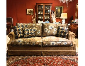 divano due posti grande in stoffa categoria lusso scontato al 40%