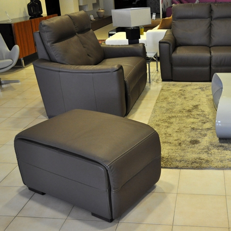 Divano egoitaliano denise divano relax pelle divani a - Divano relax prezzi ...