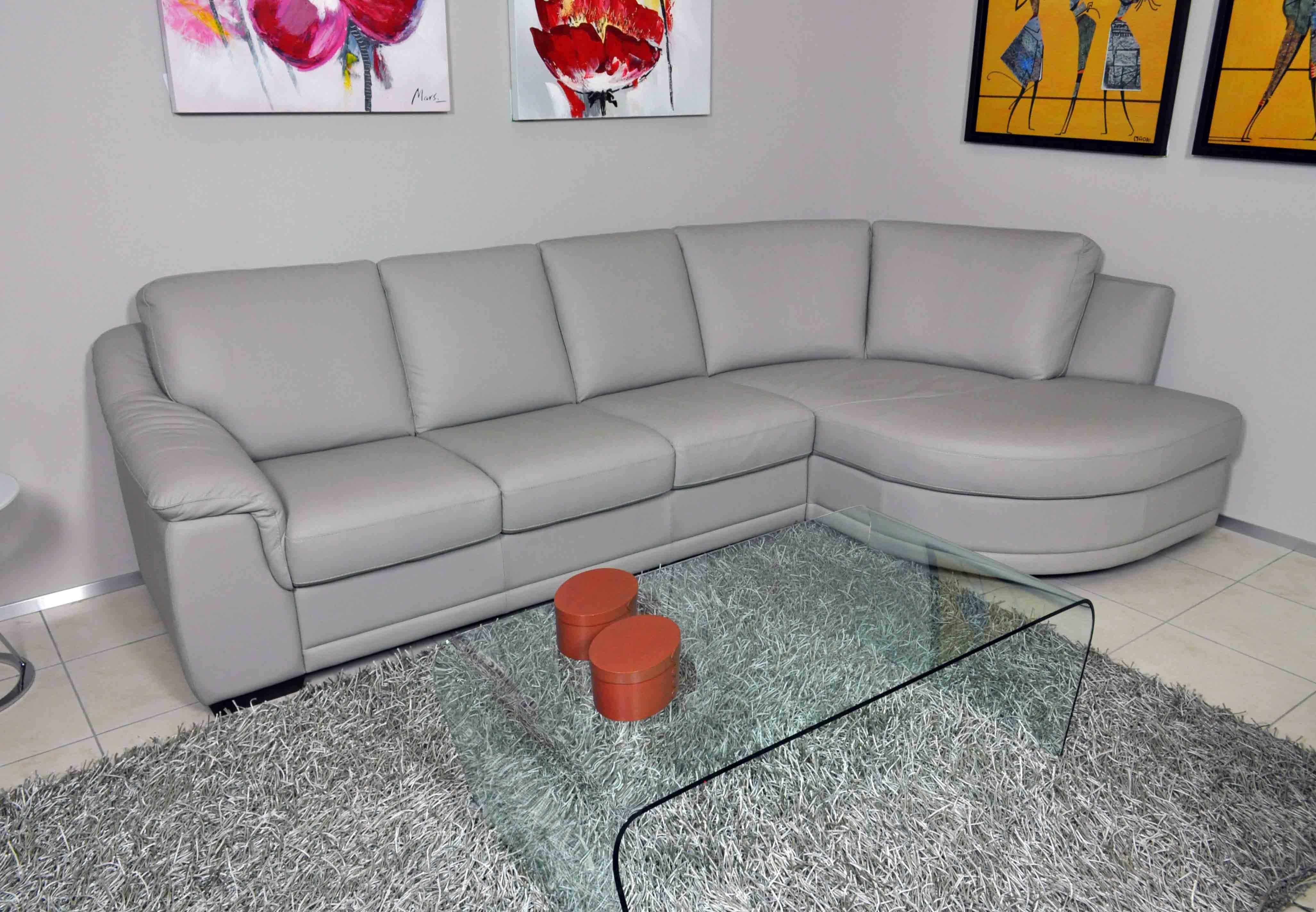 Divano egoitaliano simona pelle divani a prezzi scontati for Divani e divani pelle