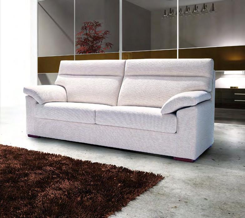 Divano errebi jazz divani lineari tessuto divano 3 posti - Lunghezza divano 3 posti ...