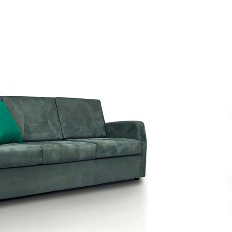 Divano errebi salotti modello play con chaise longue for Lunghezza divano tre posti