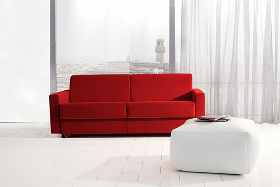 Divano errebi zoe divani letto ecopelle divano 3 posti - Materasso per divano letto 3 posti ...