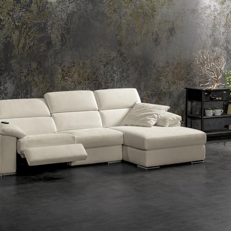 Divano exc sesamo divani con chaise longue divani a prezzi scontati - Divano con chaise longue ...