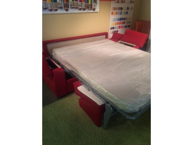 Divano Felix : divano-letto moderno felis modello space in offerta ...