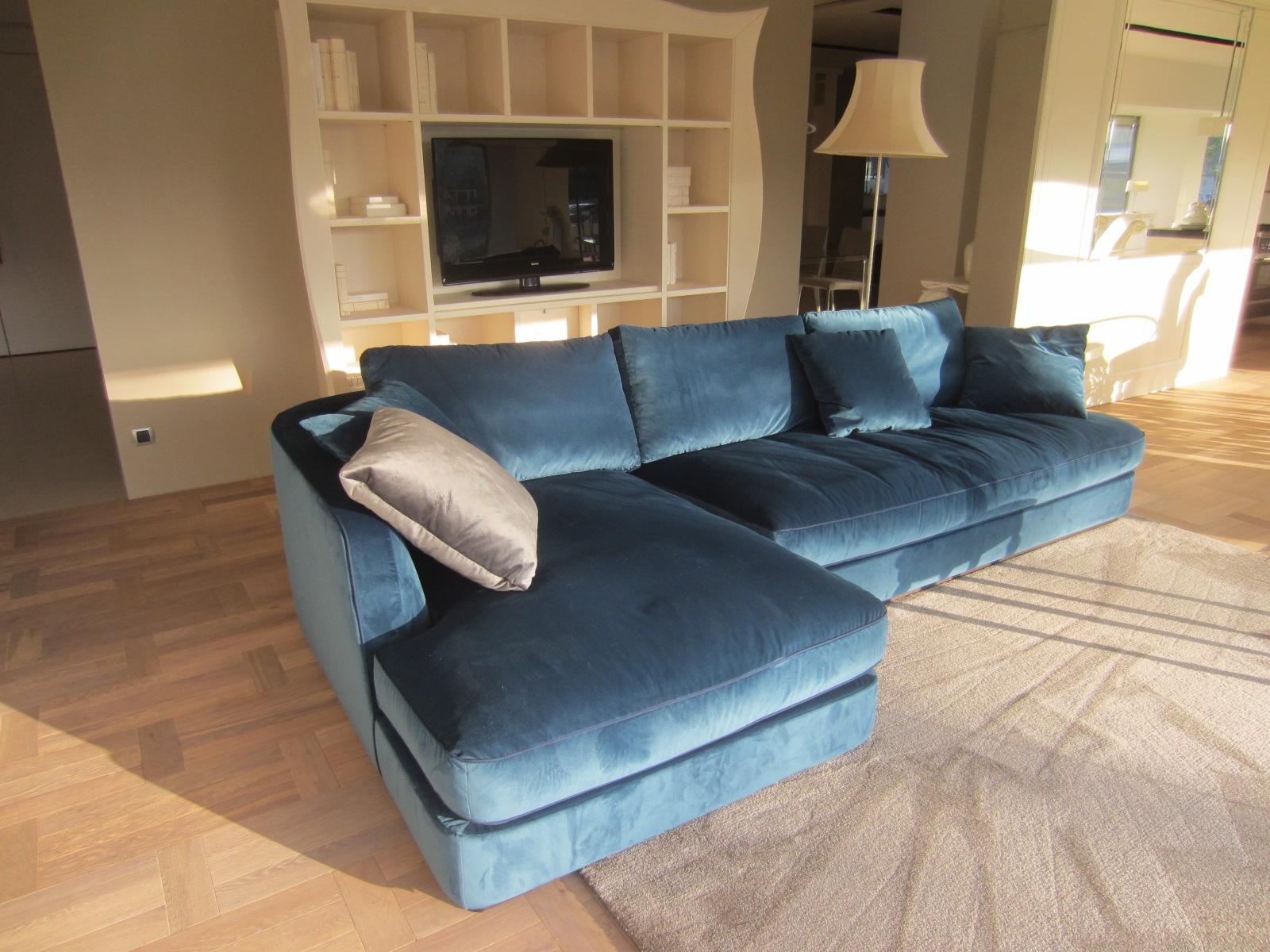 divano flexform flexform barret scontato del 40