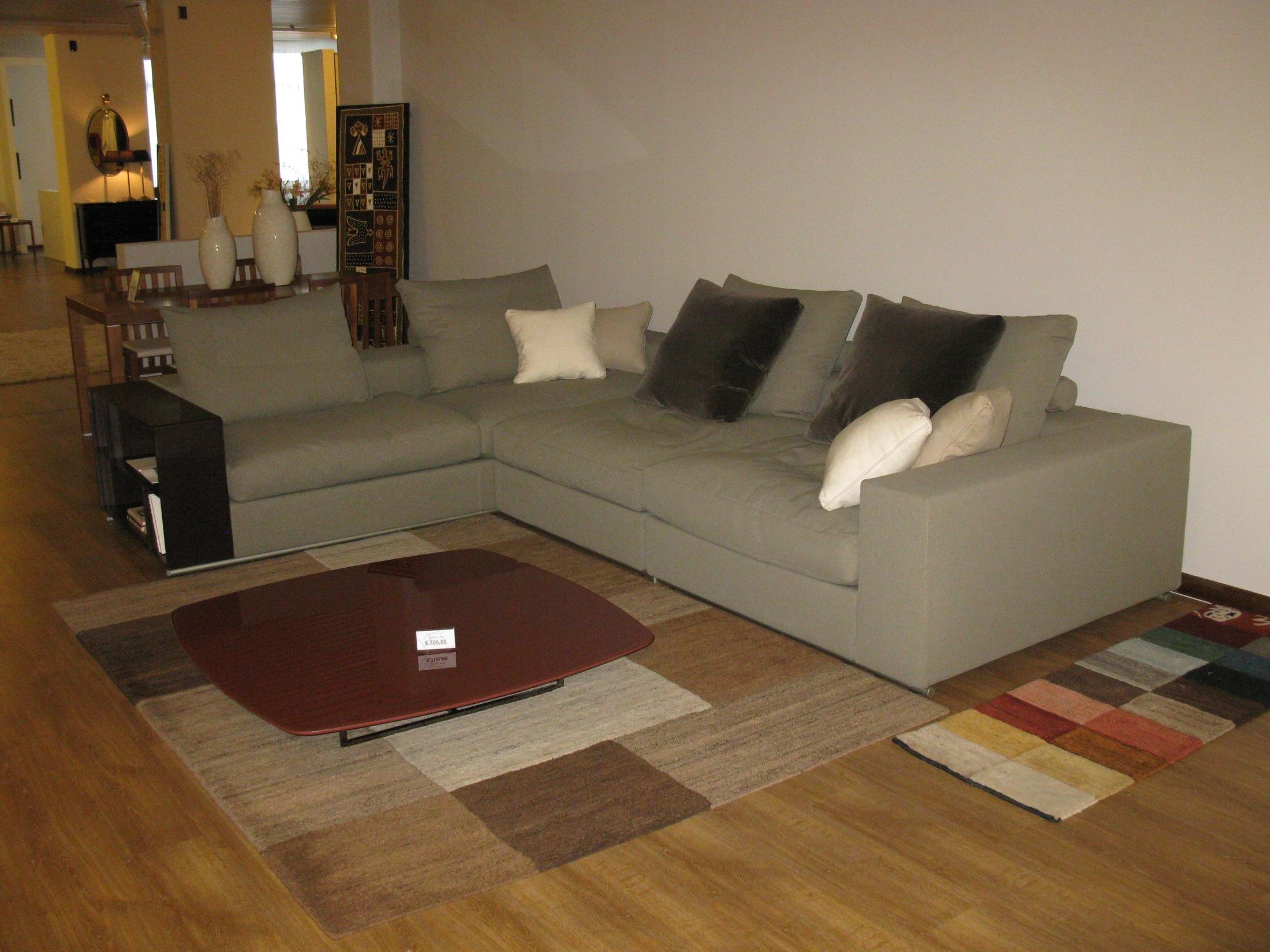 Divano flexform groundpiece divani a prezzi scontati - Flexform divani letto ...