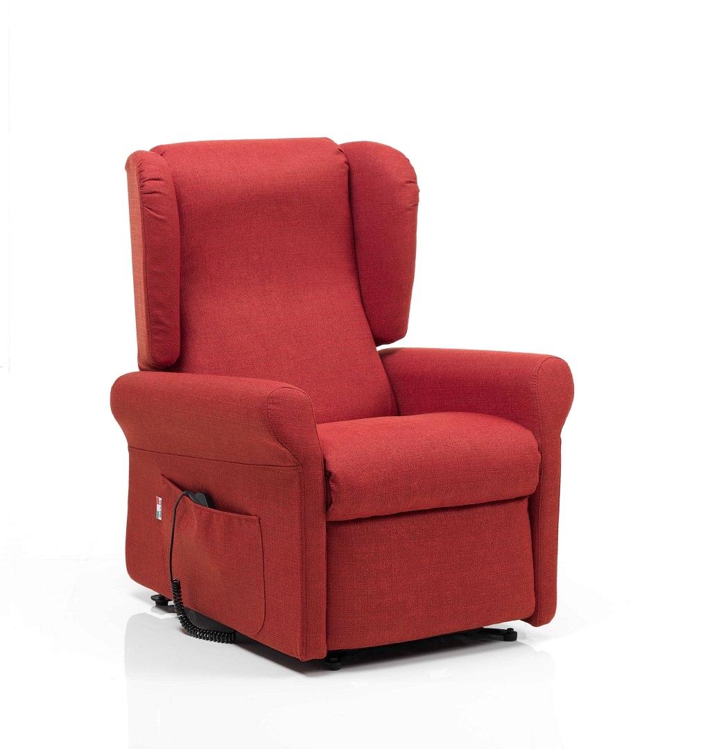 Poltrona relax modello lilly il benessere divani a for Outlet arredamento divani