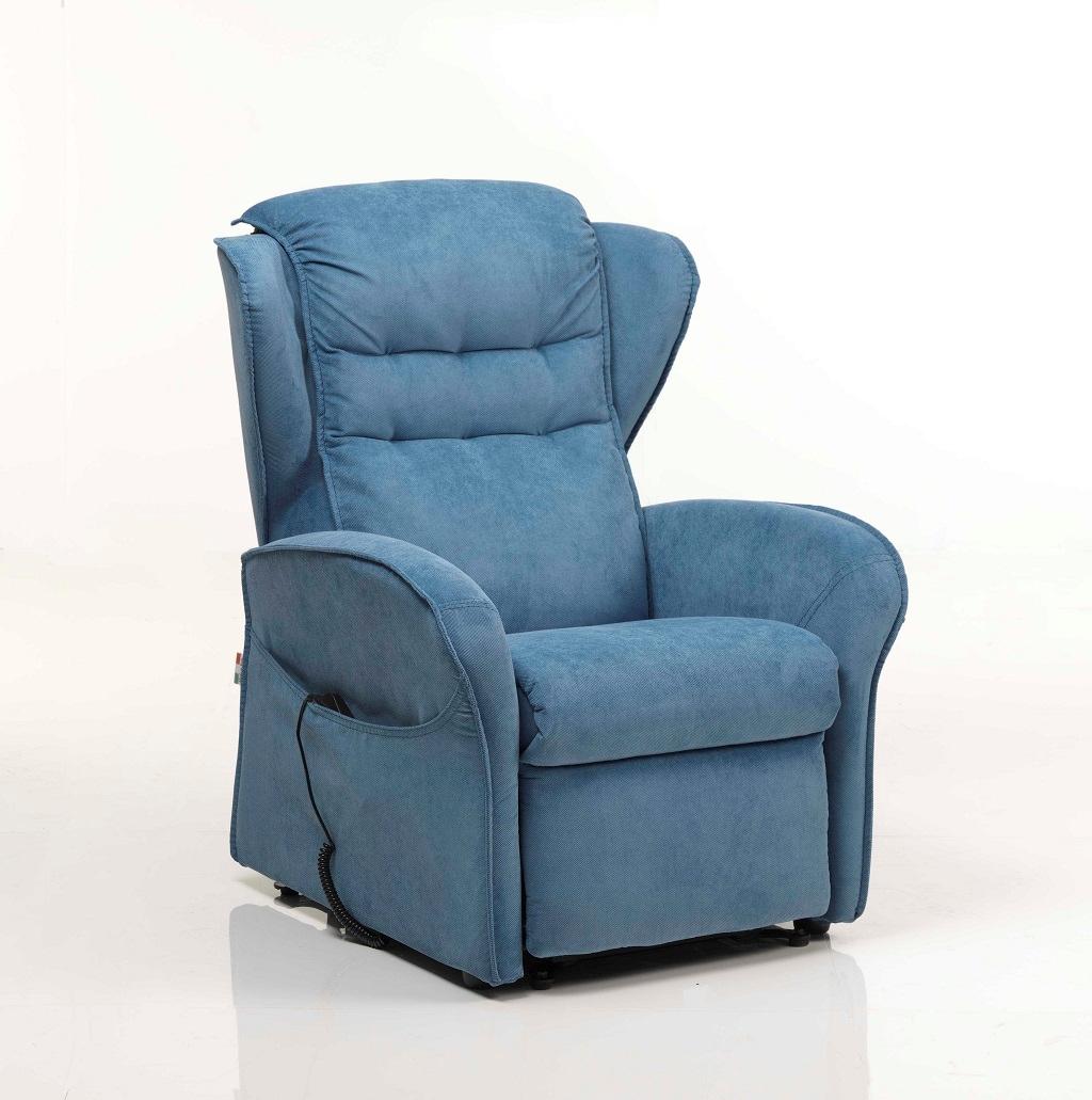 Poltrona relax modello marina il benessere divani a - Poltrona reclinabile ikea ...