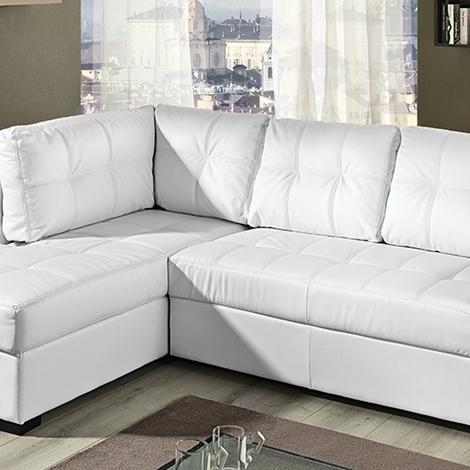 Divano sollievo ecopelle divani a prezzi scontati - Divano bianco ecopelle ...