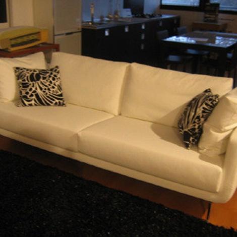 Divano in ecopelle bianco divani a prezzi scontati - Divano bianco ecopelle ...