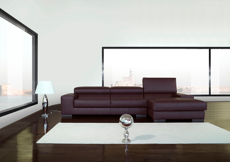 Divano in pelle clik clak divani a prezzi scontati for Divani letto in pelle prezzi