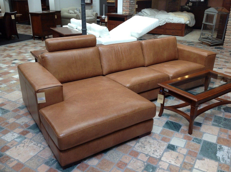 Divano Cuoio Moderno : Divano in pelle di bufalo divani a prezzi scontati
