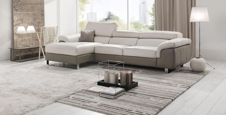 Migliori divani in pelle poltrone in pelle ecco le - Copridivano per divano in pelle ...