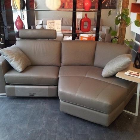 Divano in pelle scontato 9529 divani a prezzi scontati - Doimo sofas prezzi ...
