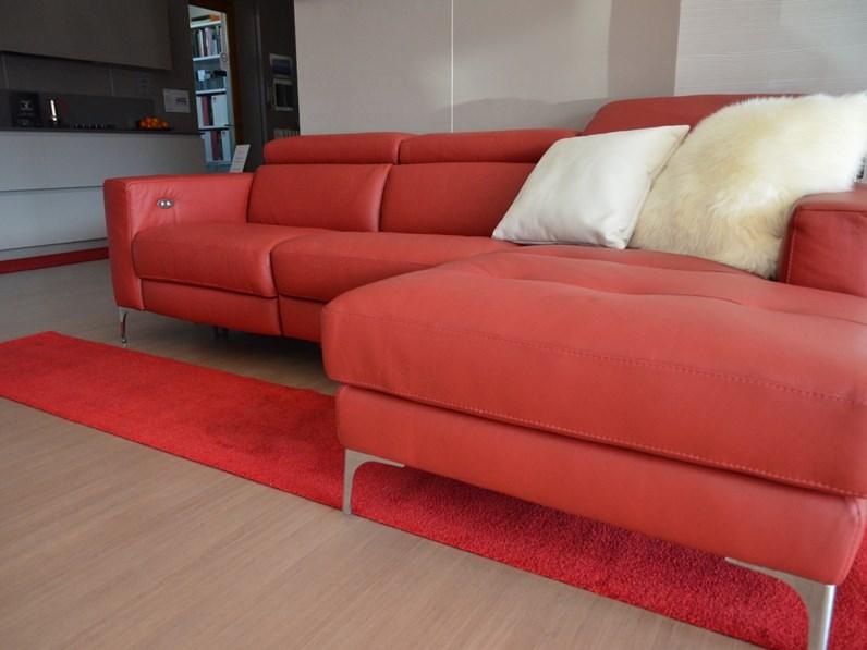 Divano in poliuretano con movimento relax elettrico matt 1 - Imbottitura divani poliuretano ...