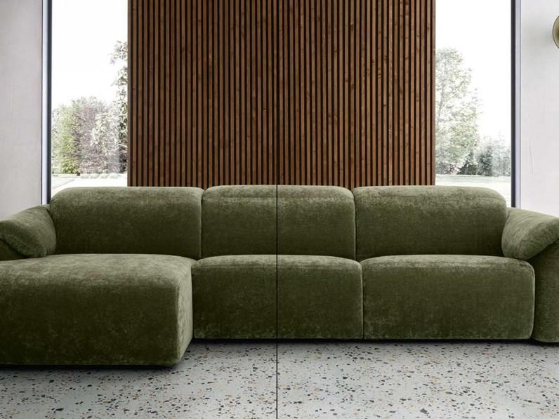 Divano in stile Design Con seduta allungabile a prezzi ...