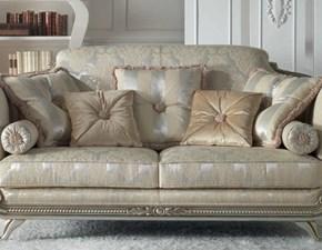 Divano in Tessuto Divano 3 posti saturno 49 luxury made in italy Md work