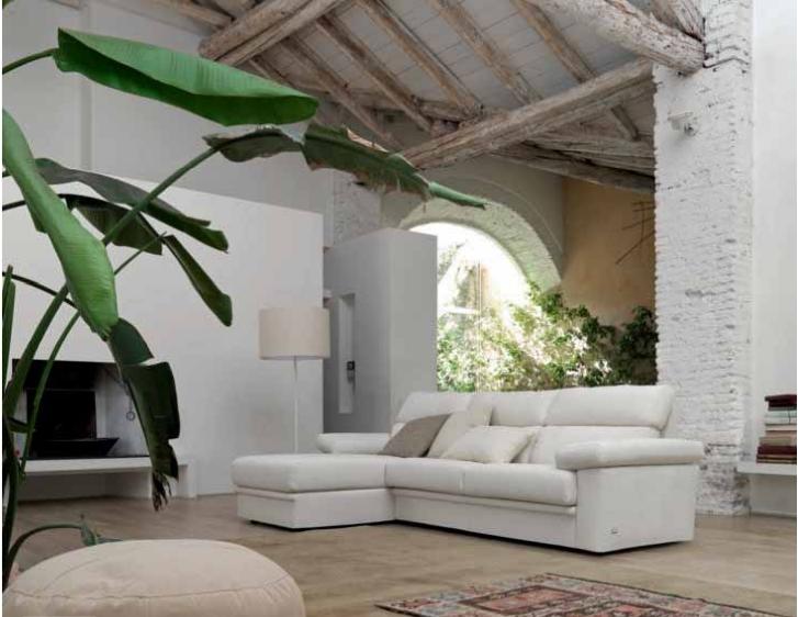 Great divano in tessuto nettuno doimo salotti scontato del for Tre erre arredamenti
