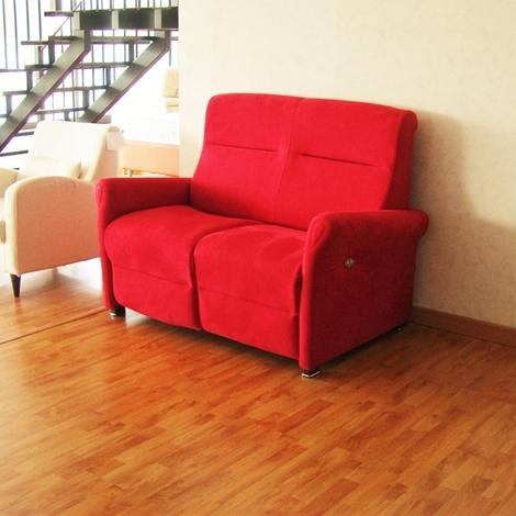 Divano jey con movimenti relax scontato del 28 divani a - Divano relax prezzi ...