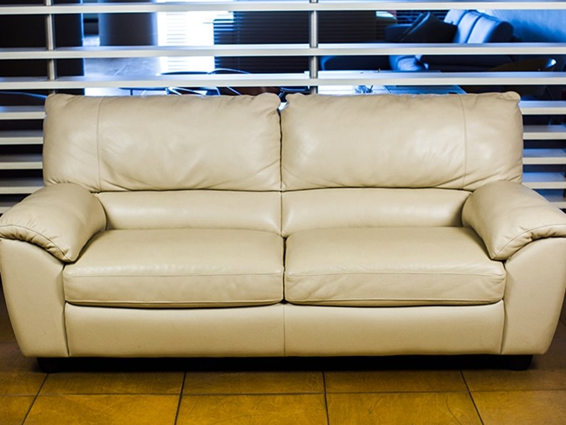 Divano klaus in pelle divani divani by natuzzi prezzi outlet - Klaus divani e divani ...