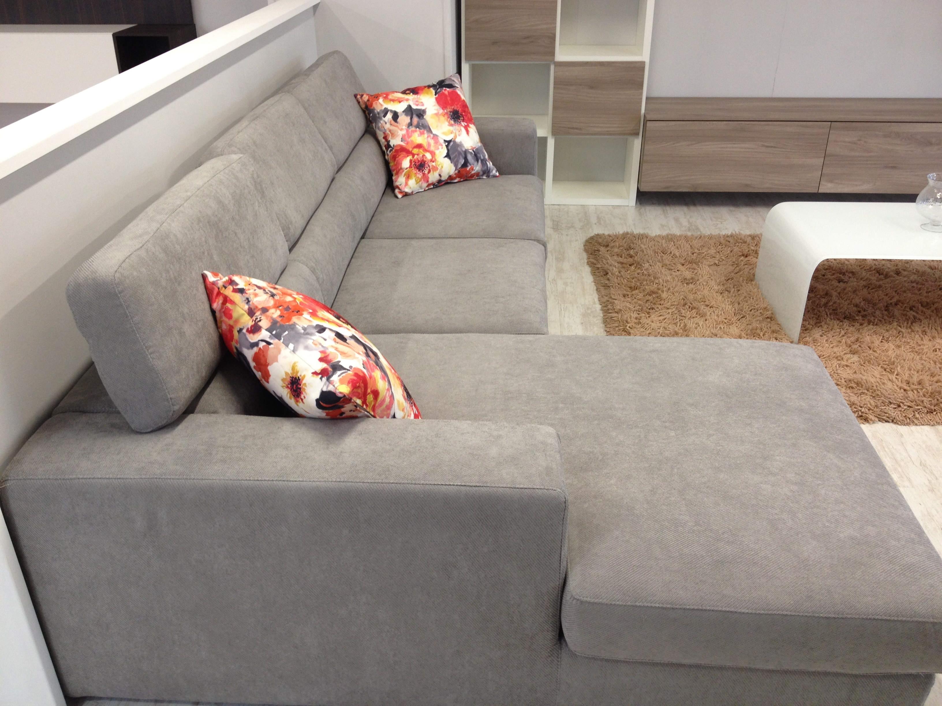 Divano Angolare Elogio Del Comfort: Victor divano angolare con ...