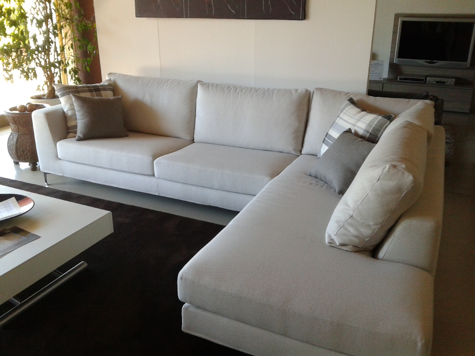 Divano lecomfort divano componibile modello avatar scontato del ...
