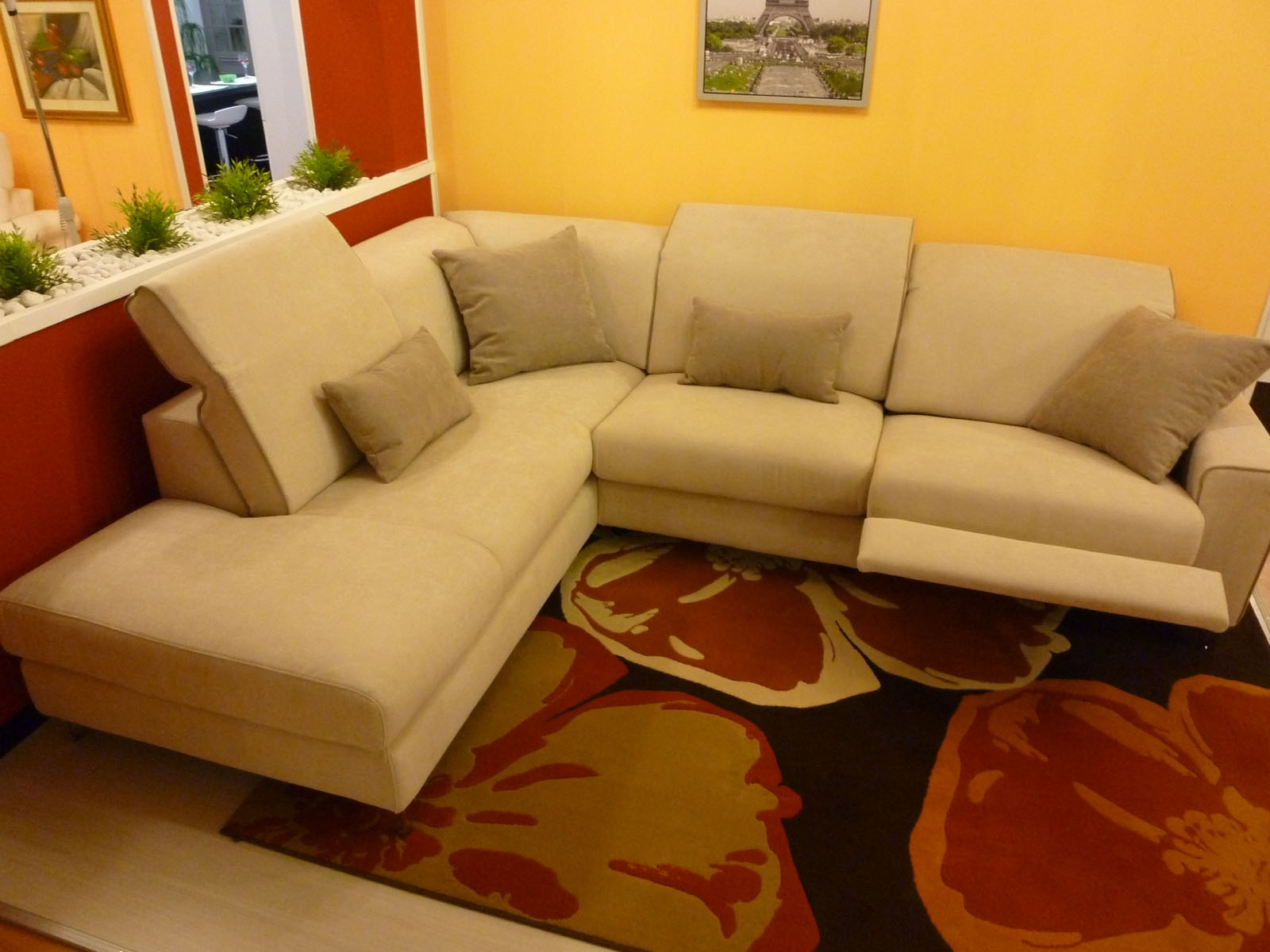 Primafila divani cheap video divani primafila da for Tramontin arredamenti