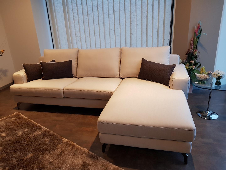 Lecomfort divano modello nixon divani con chaise longue divani a prezzi scontati - Divano con chaise longue ...