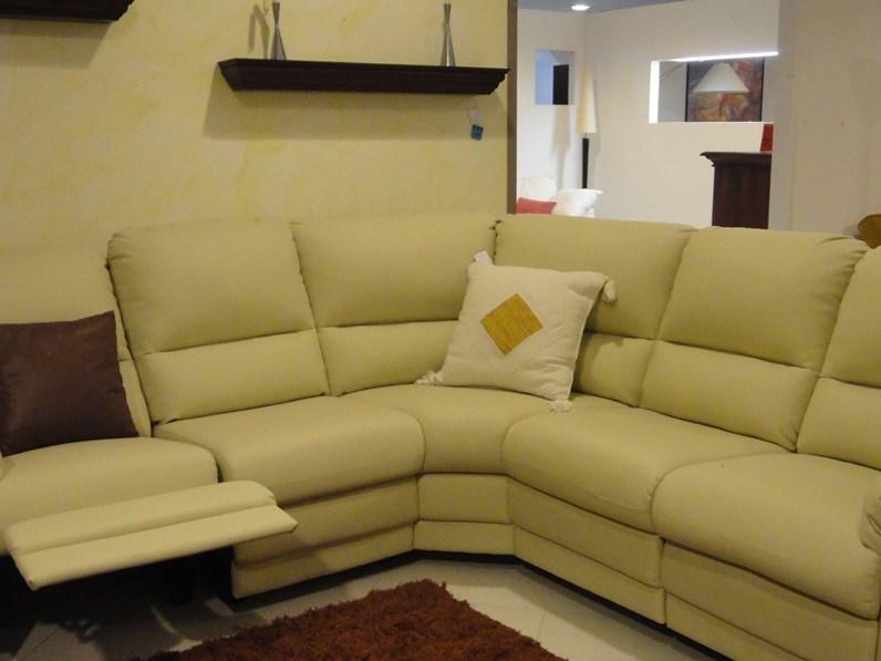 Divano lecomfort oscar divani relax ecopelle divano 4 for Le comfort divani