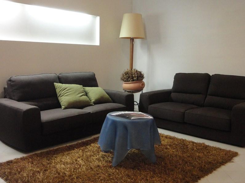 Divano lecomfort tommy divani lineari tessuto divani a for Le comfort divani