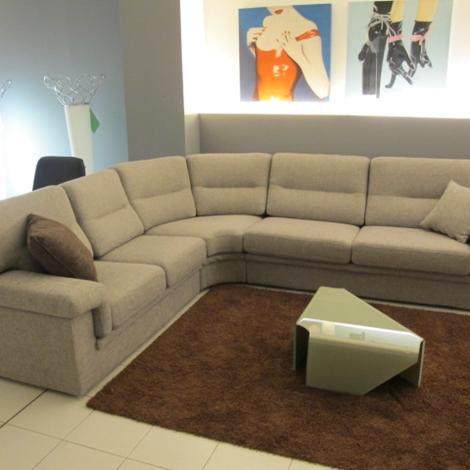 Divano leconfort city sottocosto divani a prezzi scontati - Divano angolare prezzo basso ...