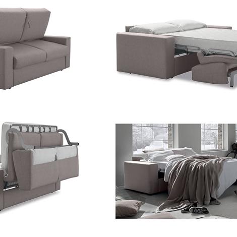 Divano letto 3 posti completamente sfoderabile divani a for Divano letto 2 posti economico