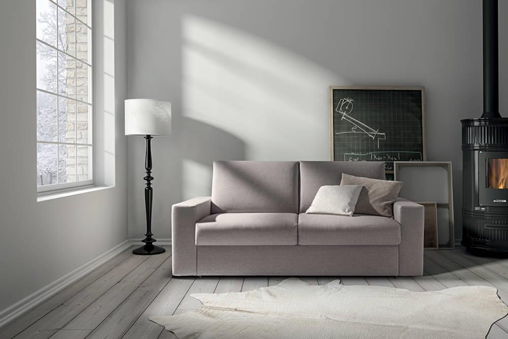 Divano letto 3 posti completamente sfoderabile divani a - Divano letto 2 posti economico ...