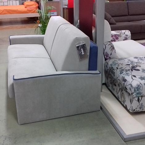 Divano letto 3 posti felis a prezzi scontati divani a for Divano letto prezzi